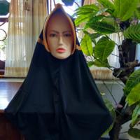 jilbab serut kombinasi santriwati
