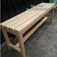 Kursi Kayu/Bangku Kempat Duduk/Tempat Duduk/Furniture,Mebel