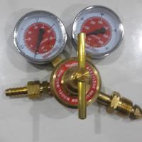 Mac Usa regulator Acetylene AC material kuningan asli