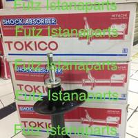 Shockbreaker merk TOKICO NISSAN SERENA C25 DEPAN 2005-12 ASLI ORIGINAL