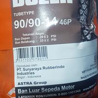 Ban Luar Motor Fdr 90/90-14 Dozer Motor Cross Trail Tubetype