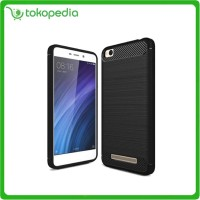 IPAKY Carbon Shockproof Hybrid Case for Xiaomi Redmi 5A