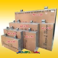 Neon Box 30 x 60 Galvanis