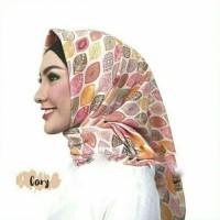 Hijab square segi empat dandelion salem