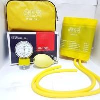 Obat Alat Kesehatan Tensimeter Aneroid GEA medical Tensi meter Tensi