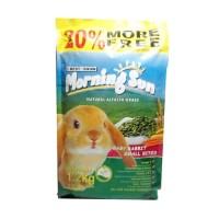 Morning Sun Baby Rabbits Small Bites Rabbit Food / Makanan Kelinci