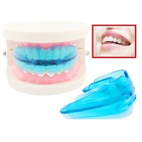 Orthodontic Retainer Teeth Trainer Alignment|alat perapi/perata gigi