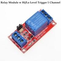 Module Relay w Hi/Lo Level Trigger 1 Channel 12 volt