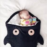 PROMO SELIMUT BAYI SLEEPING BAG BABY SHARK