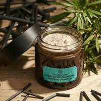 the body shop masker Himalayan charcoal no box