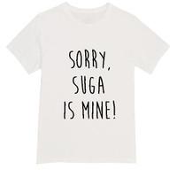 Kaos / tshirt / baju BTS Suga