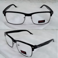 frame kacamata pria rostok casual