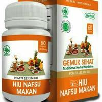 Obat Gemuk Sehat HIU Nafsu Makan