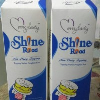 SHINE ROAD whipping cream whip cream