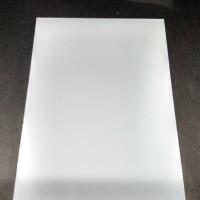 Tamiya Pla Plate 0.5mm (1pcs) - Custom Gundam Model Kit