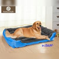 Tempat Tidur Anjing Kucing Dog Cat Bed - Size M