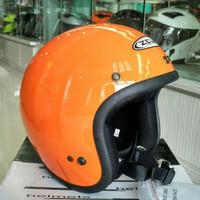 Helm Zeus Z385 Retro Orange