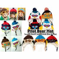 Topi Pilot Bayi Anak/ Pilot Hat