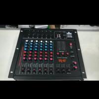 mixer audio pro rg 6chanel