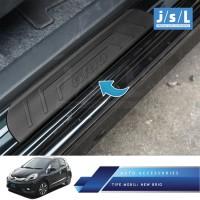 Honda Brio Sillplate Samping Hitam JSL / Side Scuff Plate Black