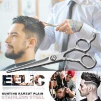 EELIC GUR-P061 Gunting Potong Rambut Polos Stainless Steel