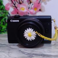 lens cap holder daisy / tali tutup lensa