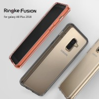 CASING REARTH RINGKE FUSION GALAXY A8 PLUS 2018 HARDCASE A8 PLUS 2018