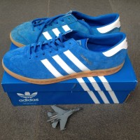 Adidas Hamburg Blue