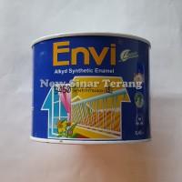 Cat ENVI 961 Aluminium | Bron Aluminium 0,45 Ltr (utk Wilayah Jawa)