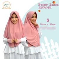 Maera Bergo Zahra Size S / Jilbab Kaos Size S