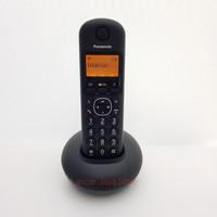Telepon Rumah/Telpon/Telepon Wireless Panasonic KX-TGB210 Hitam - Hitam