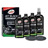 Turtle Wax JET BLACK  Black Box Finish Kit (355 mL x 4)