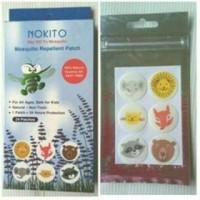 Nokito Mosquito Repellent Patch / Nokito Stiker Anti Nyamuk