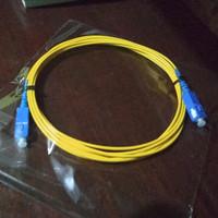 Kabel Patchcord/Patch Cord Fiber Optic SC-SC 3m