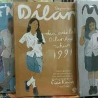 Paket 3 Novel Pidi Baiq Dilan 1 Dilan 2 Dan Milea Harga Murah