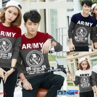 BAJU COUPLE LP ARMY