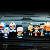 Parfum Pengharum Mobil Karakter Doraemon 6th Edition