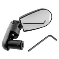 Kaca Spion 360 Rotate Handlebar Sepeda - Black