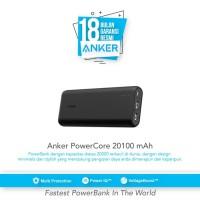 Anker PowerCore 20100 mAh - Black [A1271H12]