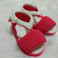 Sepatu Rajut Prewalker Bayi