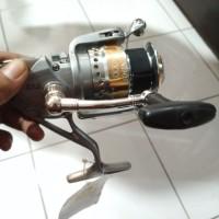 Reel Spinning Tica Splendor 3000SJ Power Handle TERBAIK. Alat Pancing