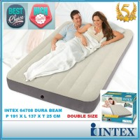 Kasur Angin HIGH Quality Durabeam Double Airbed INTEX 64708