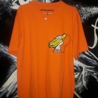 T-Shirt Dynamite Orange 5th Anniversary ( Limited Edition)