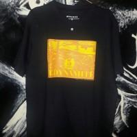 T-Shirt 5th Anniversary Dynamite Hitam- Ladang Tembakau