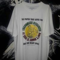 T-Shirt 5th Anniversary Dynamite White