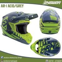 Helm Anak, Cross, Grasstrack, MX, Trail, Trabas, Answer