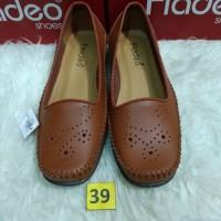 Sz 39  Flatshoes Cantiq cewek Branded merk Fladeo