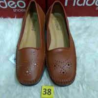 Sz 38  Flatshoes Cantiq cewek Branded merk Fladeo