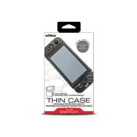 Nintendo Switch Nyko Thin Case Color Grey Transparan