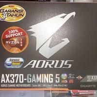 MB GIGABYTE AORUS AX370 Gaming 5 for Ryzen
